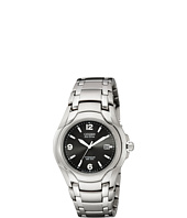 Citizen Watches - BM6060-57F Eco-Drive 180 WR100 Titanium Bracelet Watch