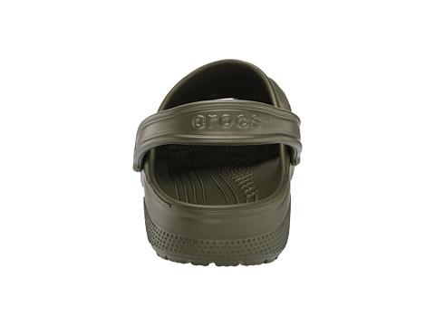 d9918efb1ca332 Crocs Classic Clog at Zappos.com