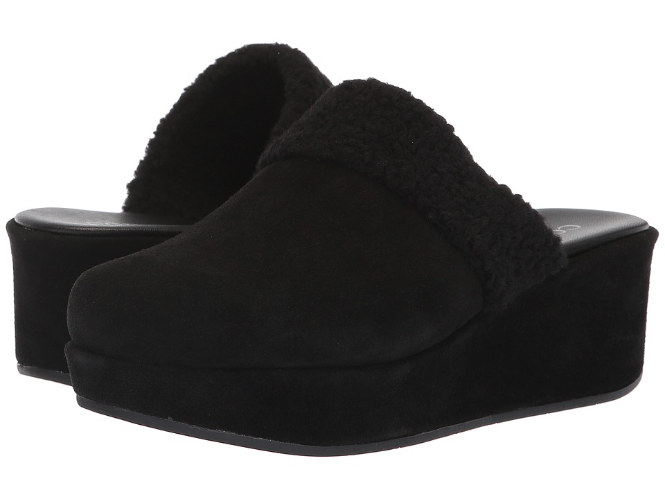 Cordani Carmie (Black Suede) Clogs