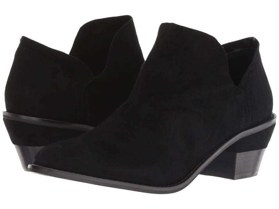 Kelsi Dagger Brooklyn Kenmare (Black Suede) Women's Shoes