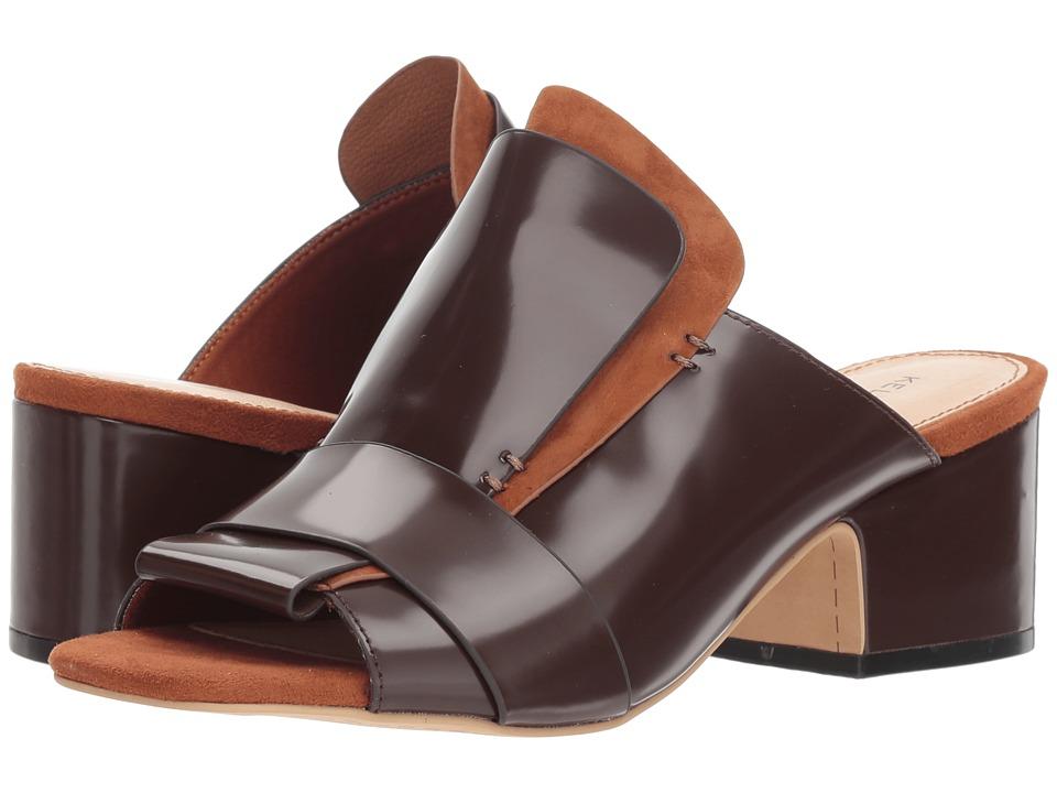 Kelsi Dagger Brooklyn Sadie (Chestnut) Women's Shoes
