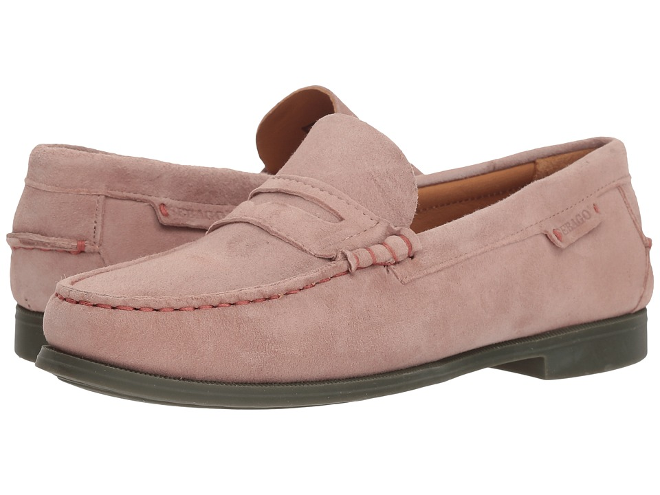 Sebago Plaza II (Mauve Suede) Slip-On Shoes