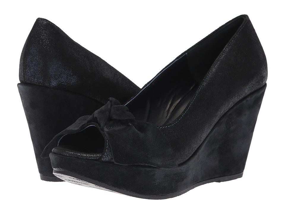 Cordani Roselyn (Blue Metallic) Women's Shoes