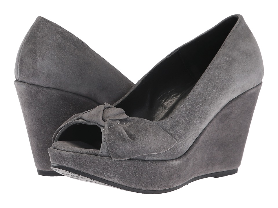 Cordani Roselyn (Grey Suede) Women's Shoes