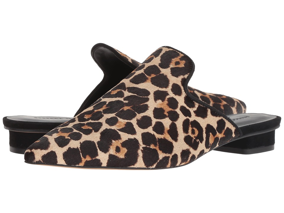 Rebecca Minkoff Chamille Too (Leopard Haircalf) 1-2 inch heel Shoes