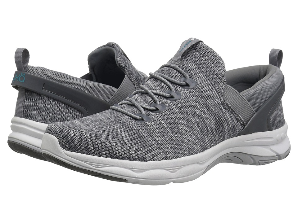 Ryka Felicity (Grey) Women's Shoes