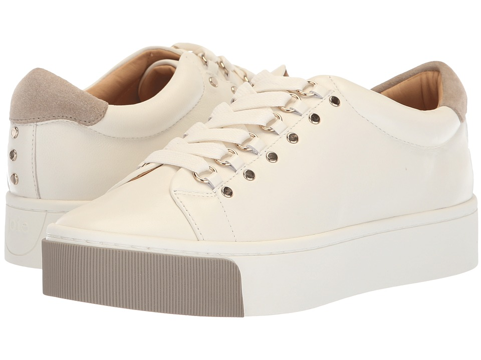 Joie Handan (White Kid Nappa) Women's Shoes