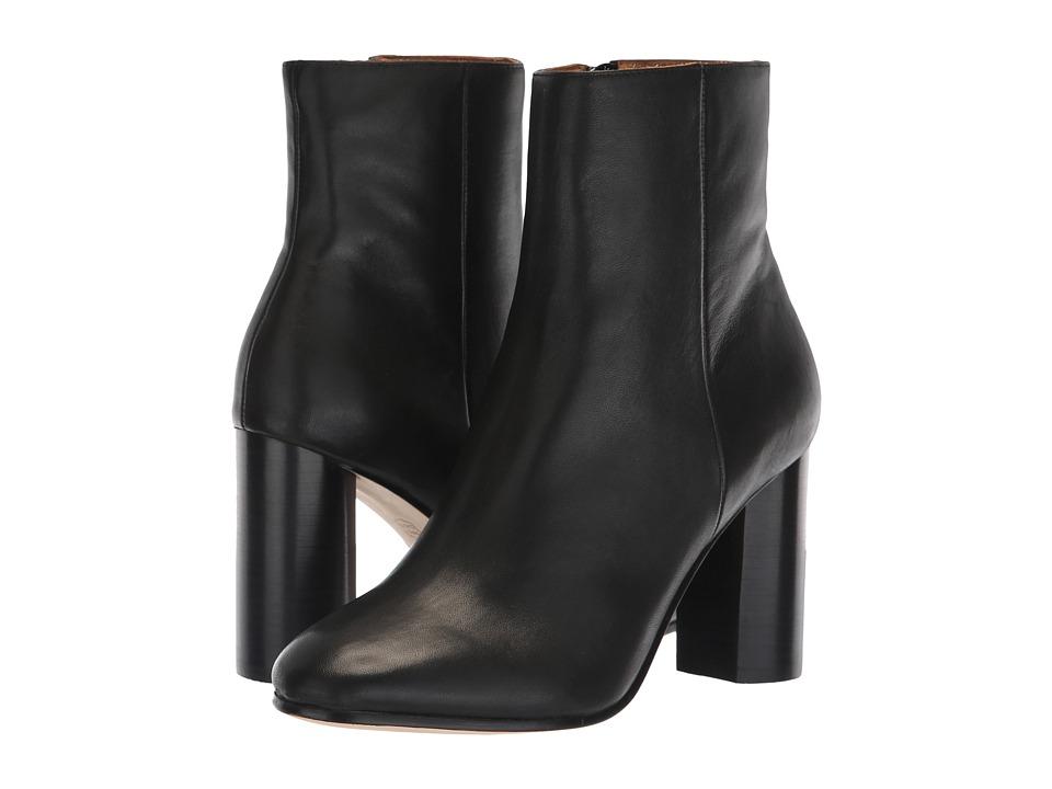Joie Lara (Black Lamb Nappa) Women's Shoes