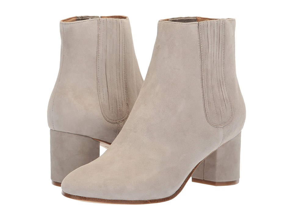 Joie Remmie (Taupe Kid Suede) Women's Shoes