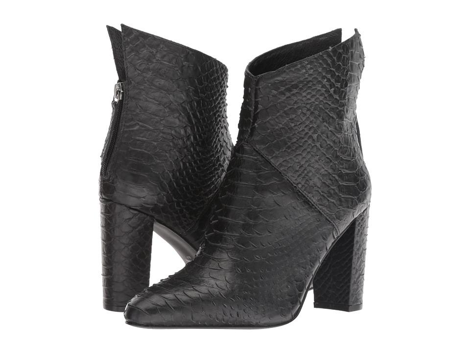 Matisse Tinsel Bootie (Black)