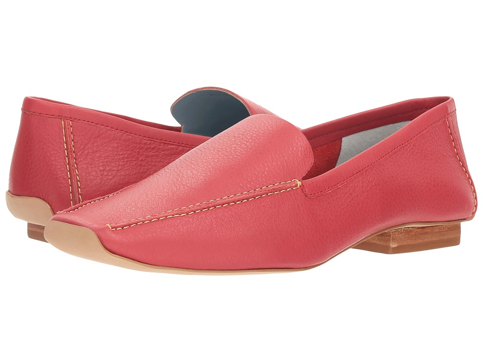 Frances Valentine Elyce (Red Tumbled Leather) Women's Shoes