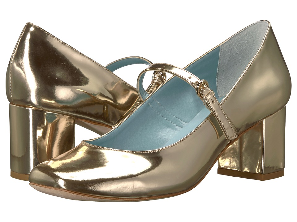 Frances Valentine Kat (Platino Metallic) Women's Shoes