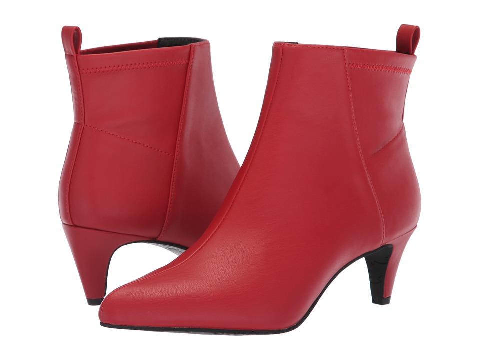 Seychelles BC by Seychelles Millimeter (Red Stretch) Women's Pull-on Boots