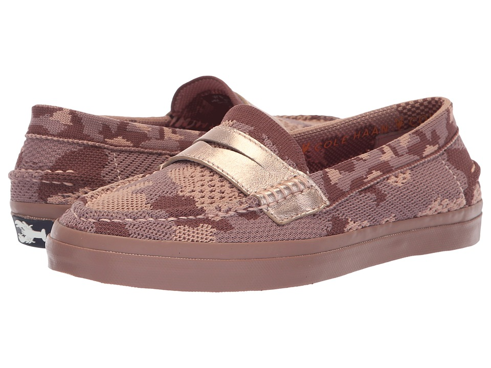 Cole Haan Pinch Weekender Stitchlite LX (Misty Rose Camo) Women's Shoes