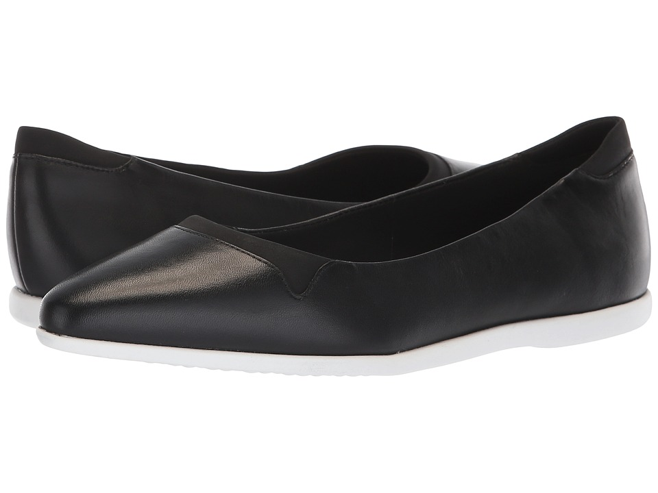 Cole Haan 3.Zerogrand Skimmer (Black Leather) Women's Shoes