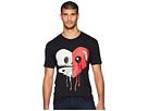 Depressed Monsters Depressed Monsters Skele-Heart Premium T-Shirt