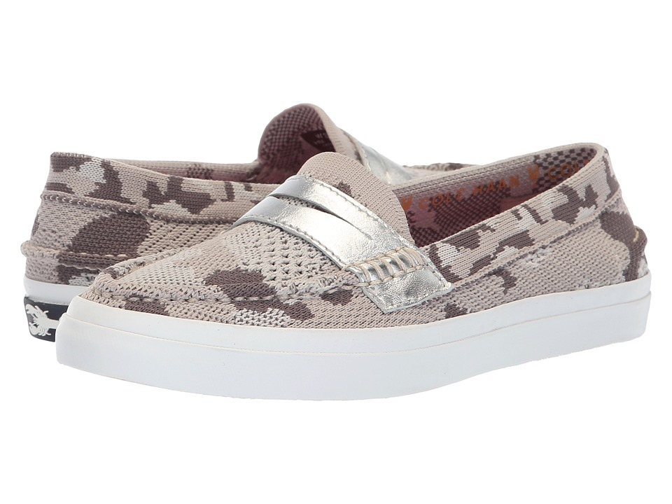 Cole Haan Pinch Weekender Stitchlite LX (Dove Camo Knit) Women's Shoes