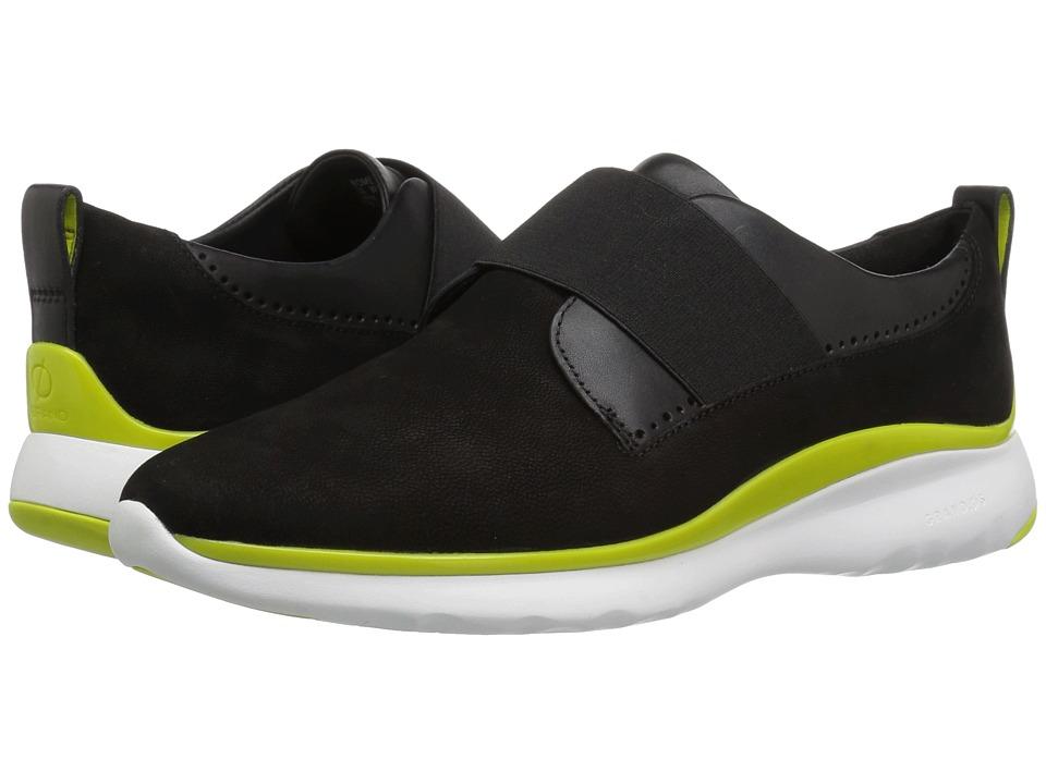 Cole Haan 3.Zerogrand Oxford (Black Nubuck) Women's Shoes