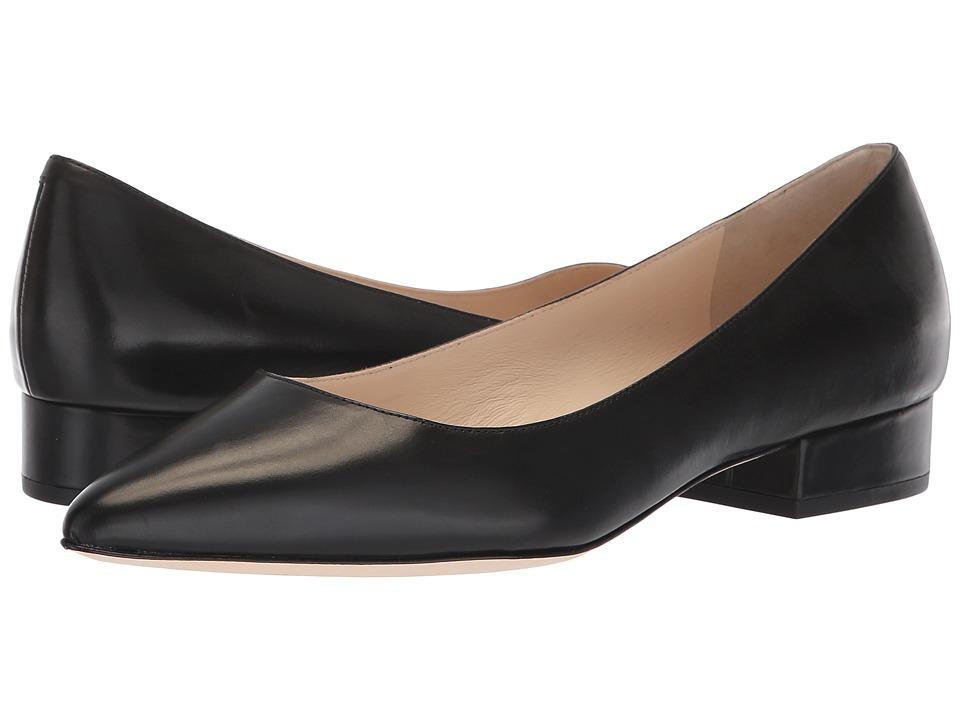 Cole Haan Vesta Skimmer (Black Leather) Women's Shoes