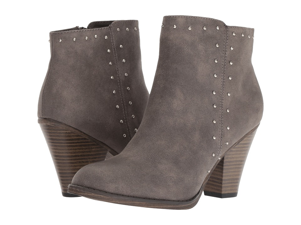 MIA Lela (Gray Distressed Nova) Women's Shoes
