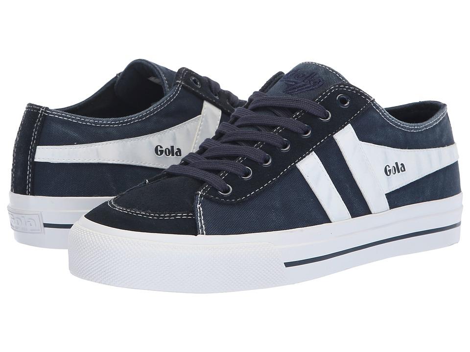 Gola Quota II (Navy/White) Women's Shoes