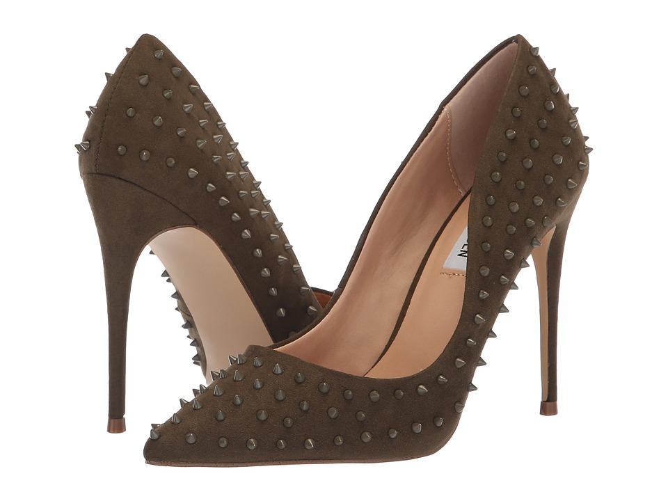 Steve Madden Daisie-S (Olive) Women's Shoes