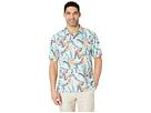 Break Wave Fronds Hawaiian Camp Shirt