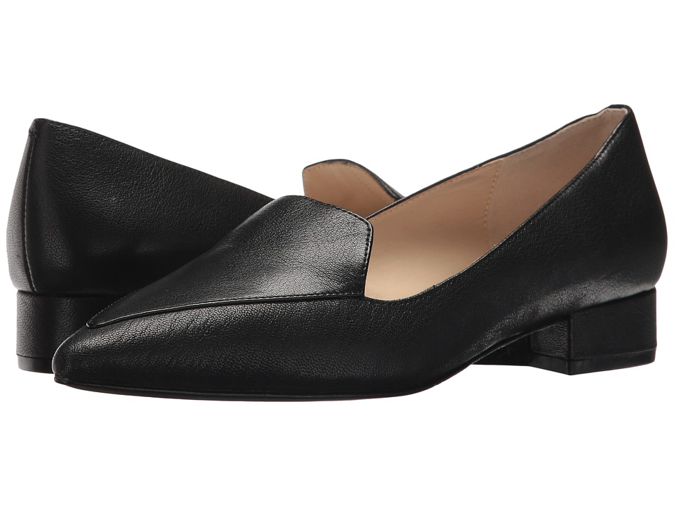 Cole Haan Dellora Skimmer (Black Leather) Women's Shoes