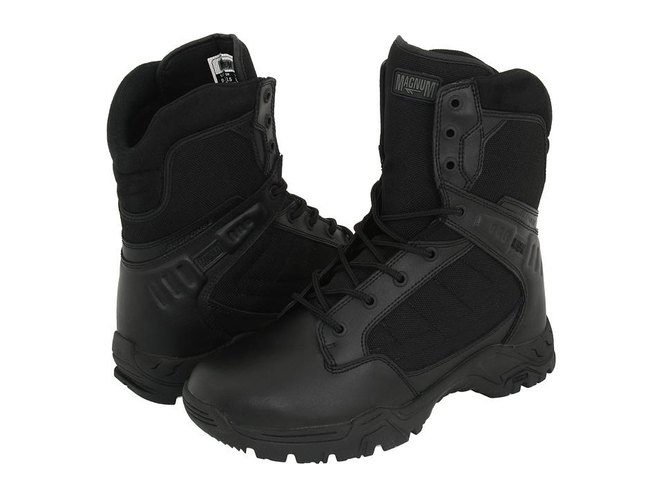 Magnum Response II 8 Black Mens Work Boots