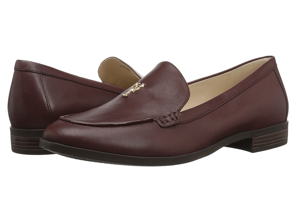 Cole Haan Pinch Lobster Loafer (Cordovan Leather)
