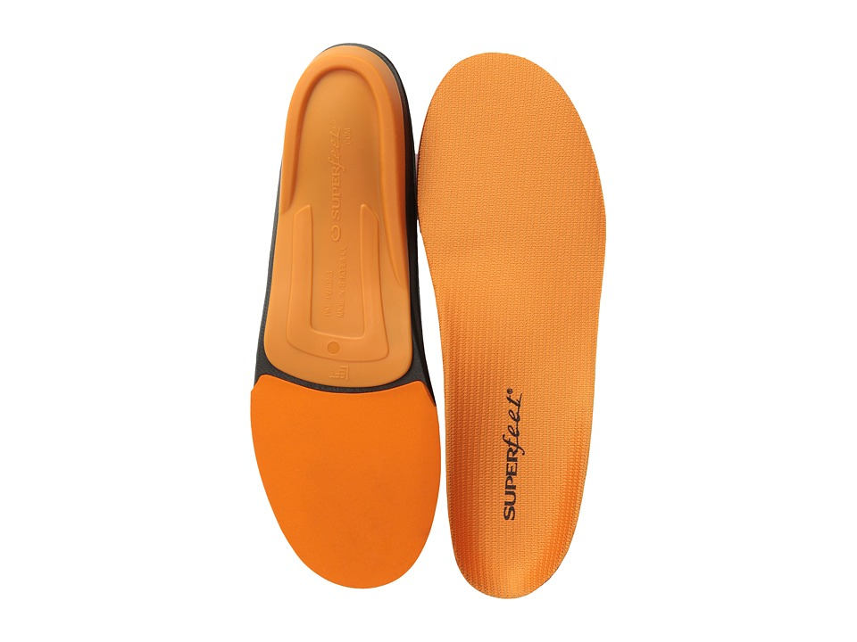 Superfeet - Premium Orange (Orange) Insoles Accessories Shoes