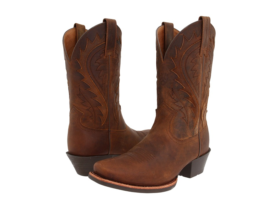 Ariat Legend Phoenix (Toasty Brown) Cowboy Boots