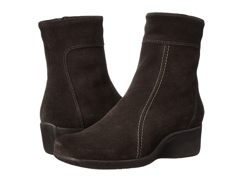 La Canadienne - Felicia (Brown Suede) Women