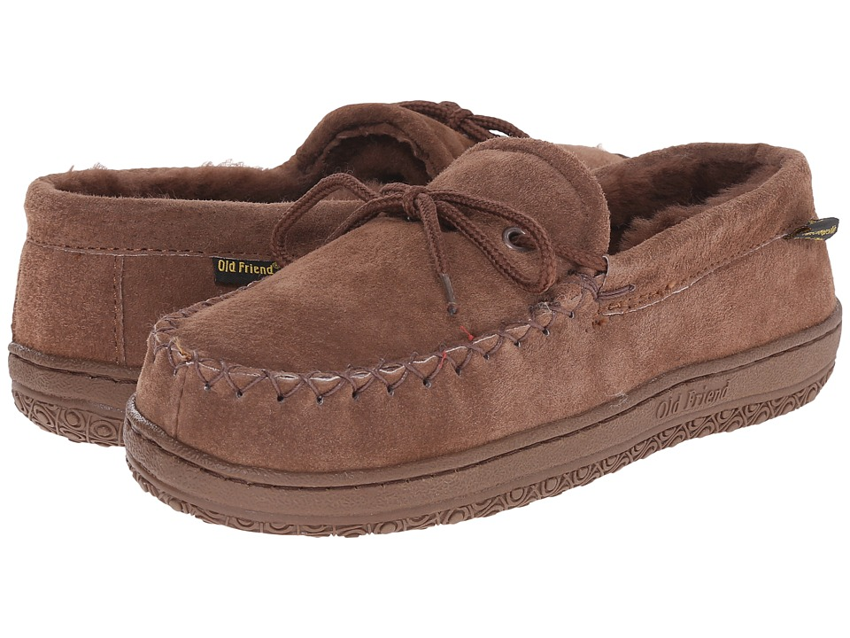Old Friend Loafer Moc (Dk.Brown) Women's Shoes