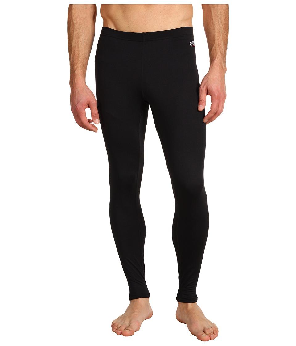 Hot Chillys Micro Elite Chamois 8K Tight Black Mens Underwear