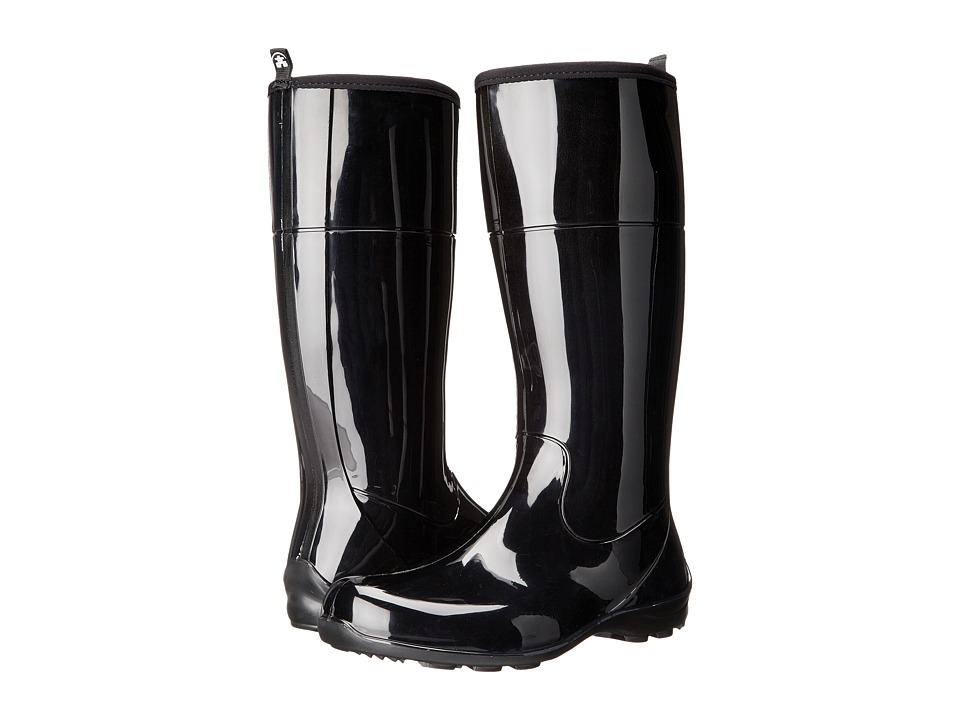 Kamik Ellie Black Womens Rain Boots