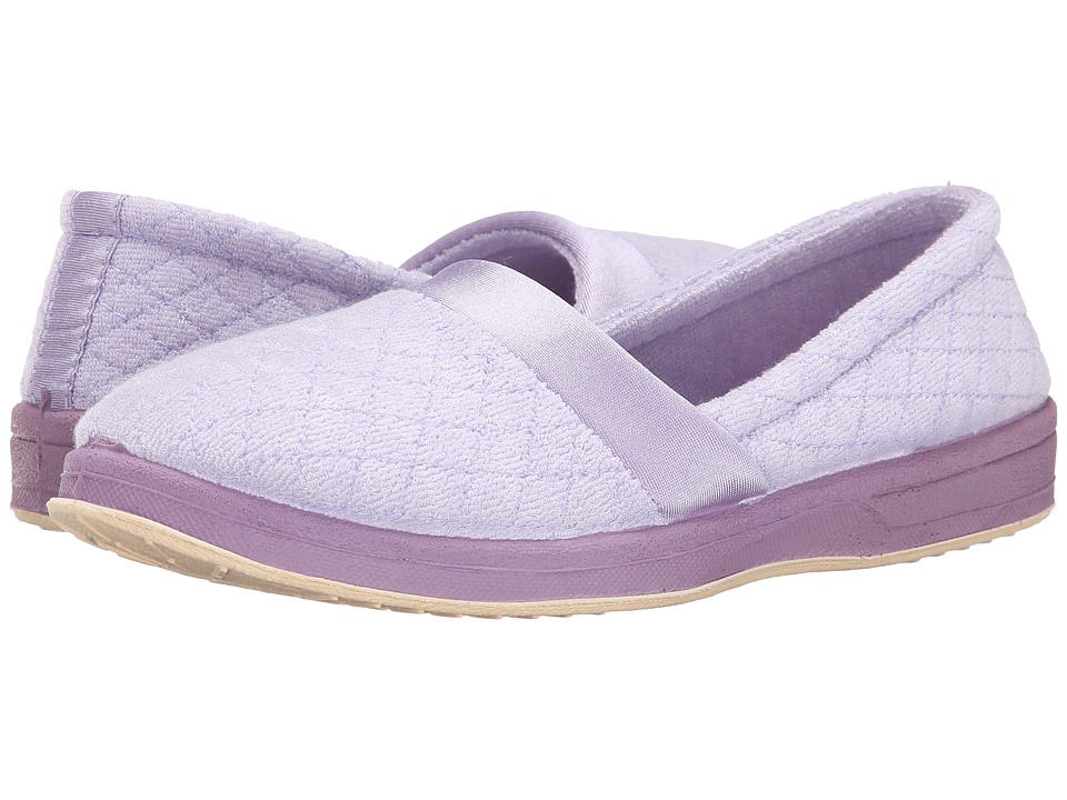 Foamtreads Coddles Mauve Womens Slippers
