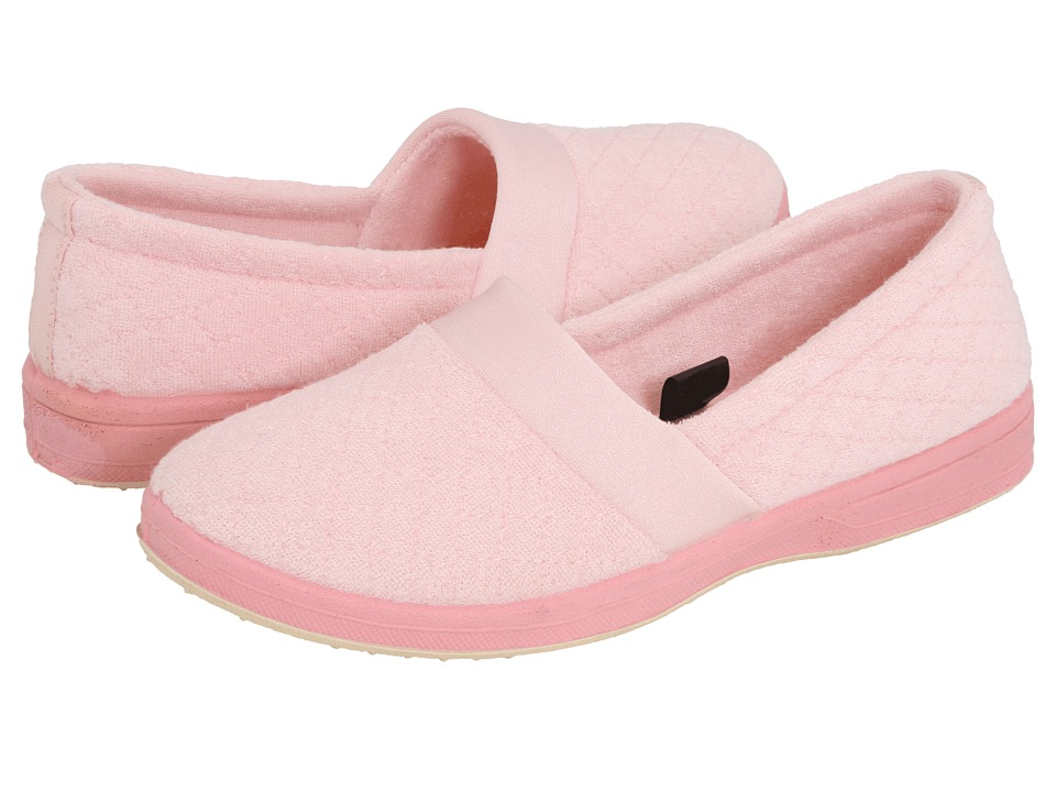 Foamtreads Coddles Pink Womens Slippers