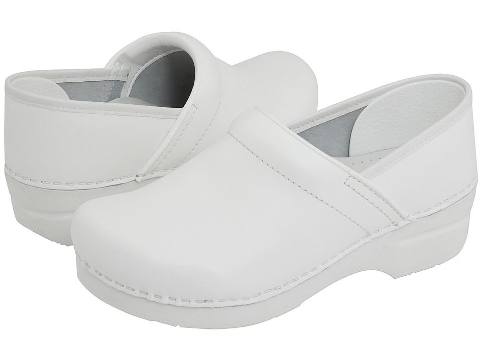Dansko Professional (White Box) Clog Shoes