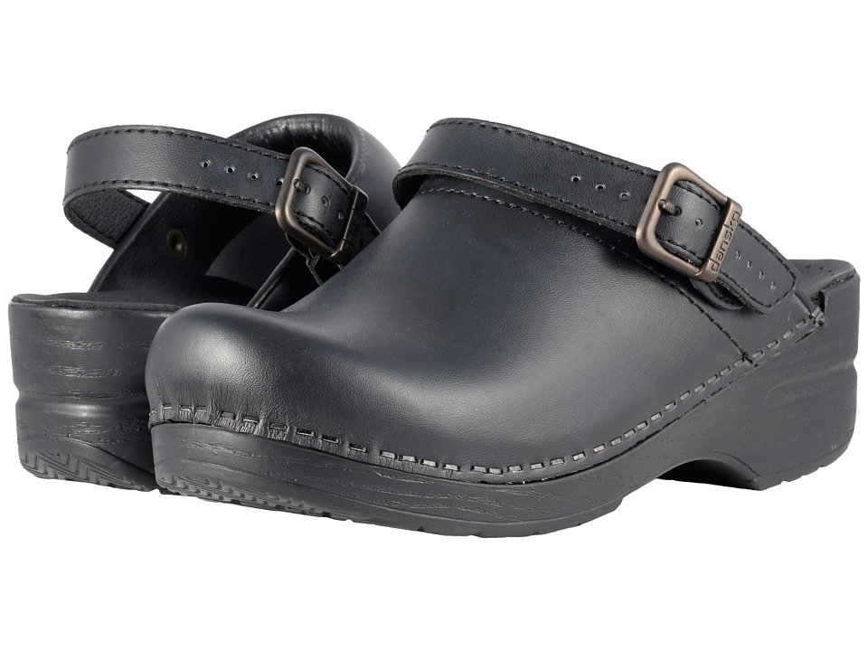 Dansko Ingrid (Black Box) Women