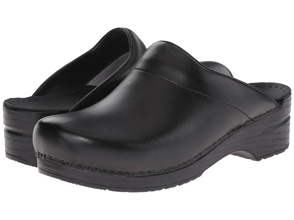 Dansko - Karl (Black Box) Men's Clog Shoes