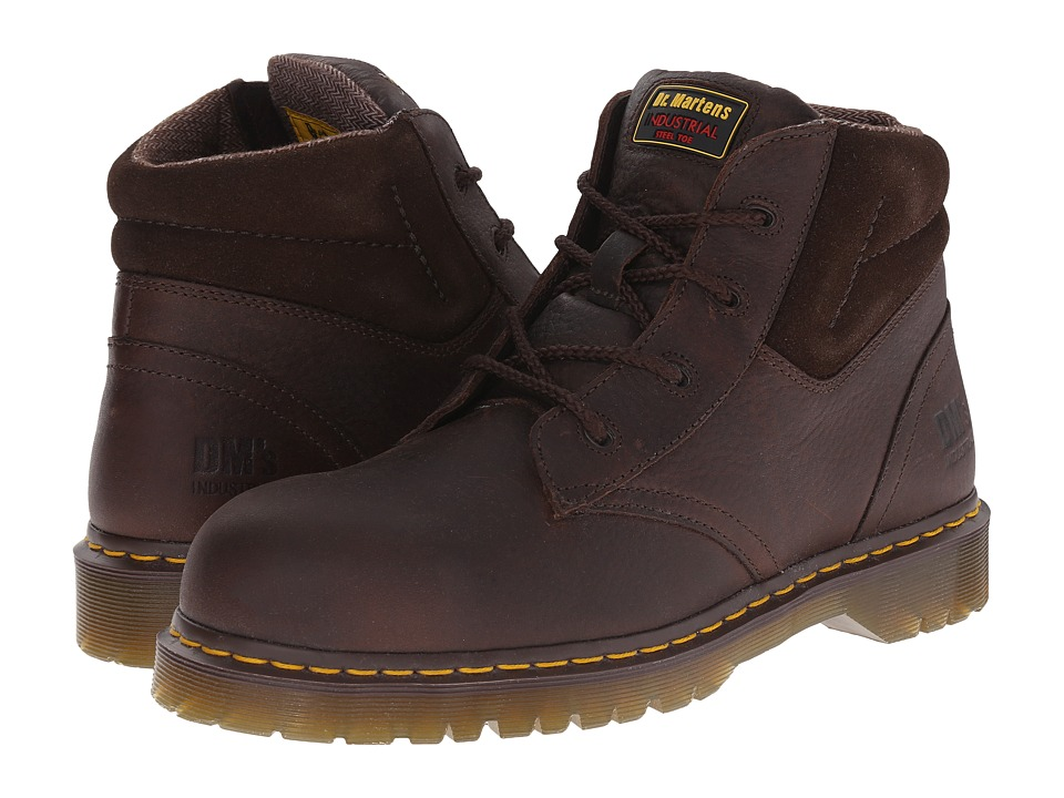 Dr. Martens Work - New Icon 4 Eye Boot (Bark/Brown) Men