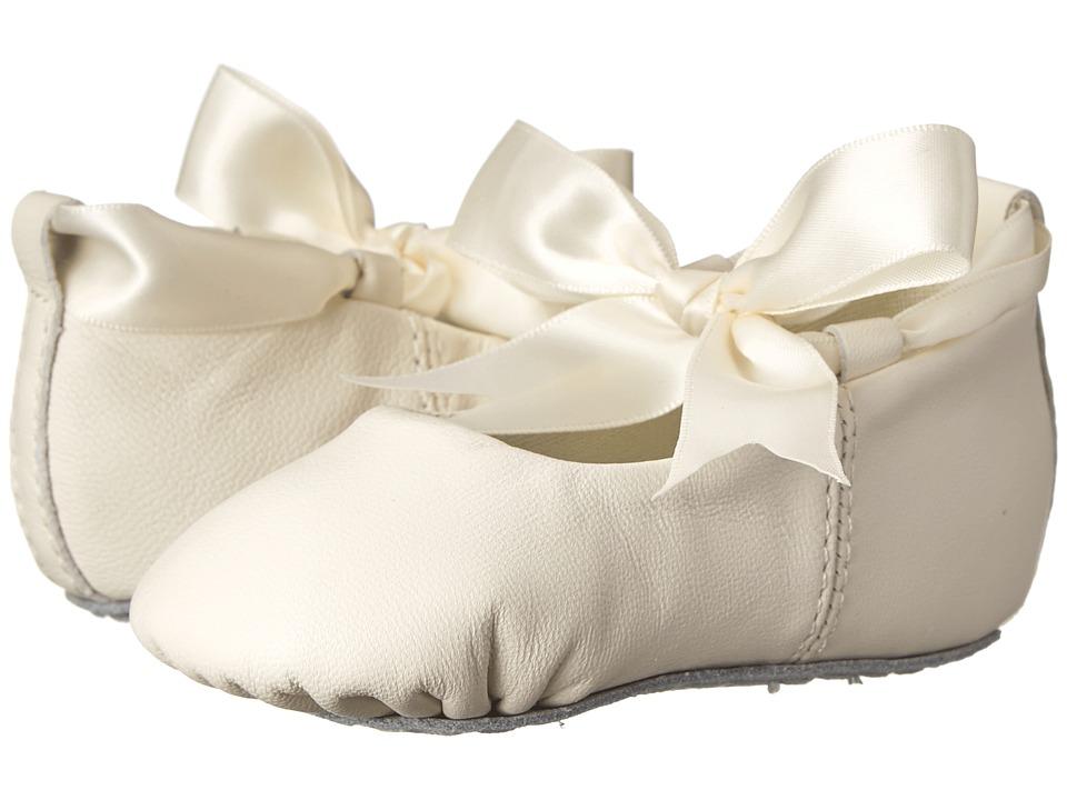 Baby Deer Sabrina Ballet Toddler/Little Kid Ivory Girls Shoes
