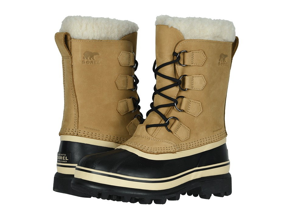 SOREL Caribou Buff Womens Cold Weather Boots