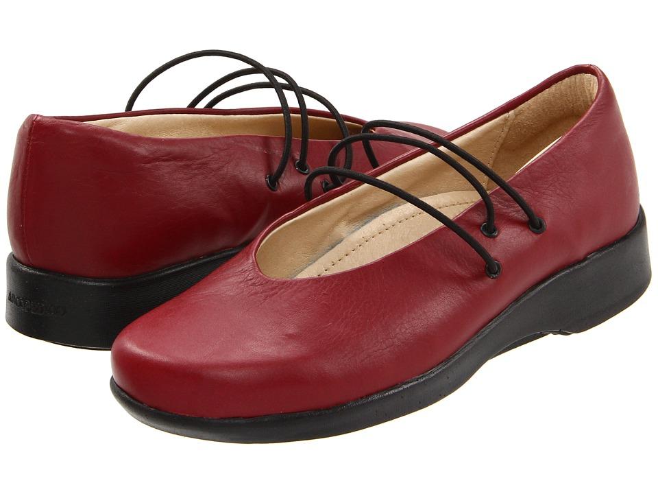 Arcopedico Rose (Cherry) Women's Shoes
