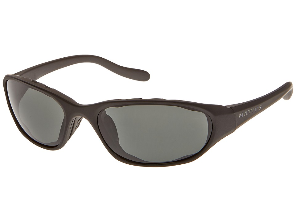 Native Eyewear - Throttletm (Asphalt/Gray Lens) Sport Sunglasses