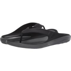 Crocs SWIFTWATER WAVE FLIP 206242 Mens Sandals Beach Flip Flops Black//Slate Grey