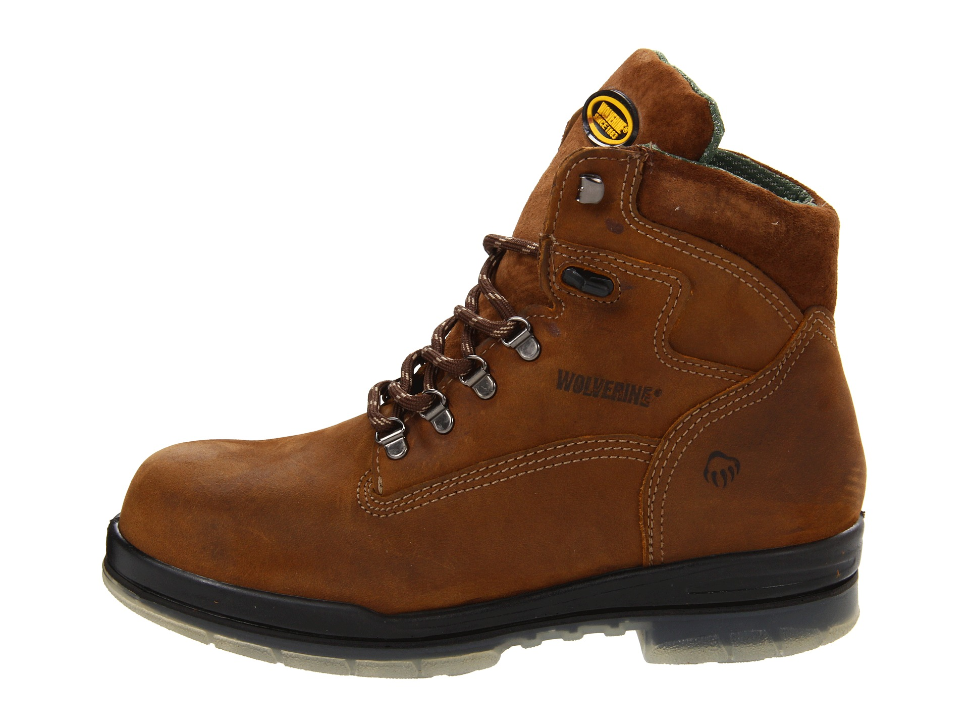 wolverine 6 quot durashocks 174 insulated wp boot zappos