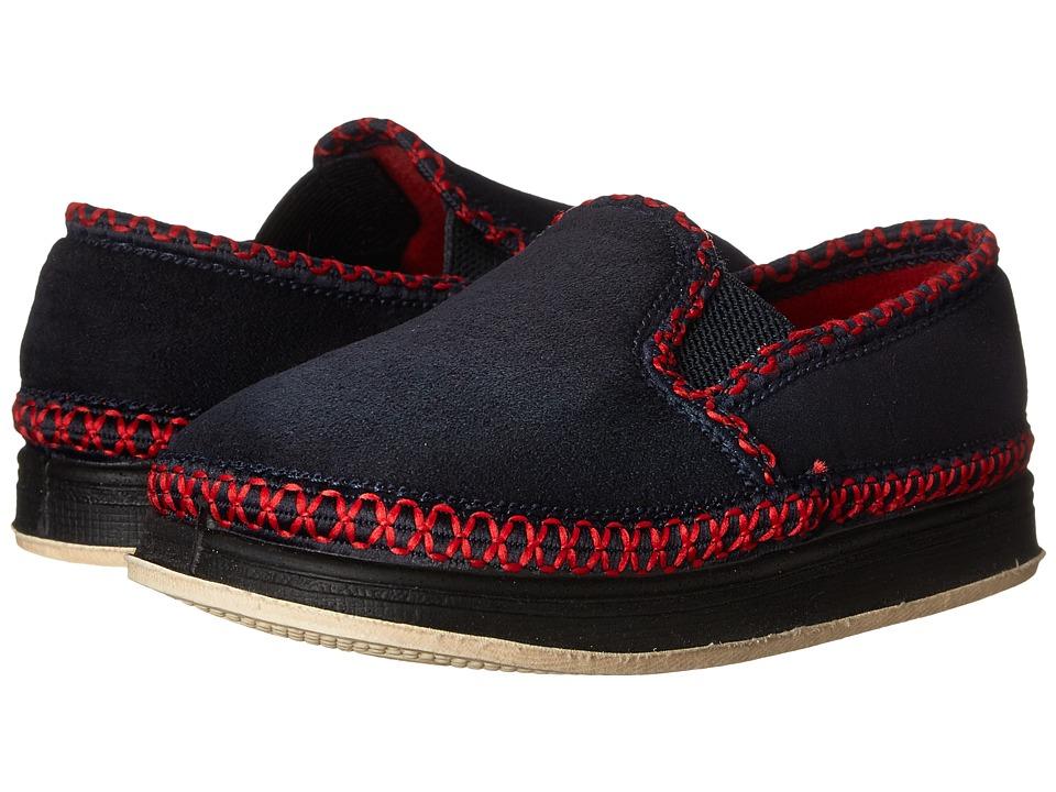 Foamtreads Kids Nipper Toddler/Little Kid Navy Boys Shoes