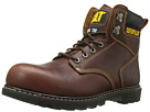 Caterpillar - 2nd Shift Steel Toe (Tan) - Footwear